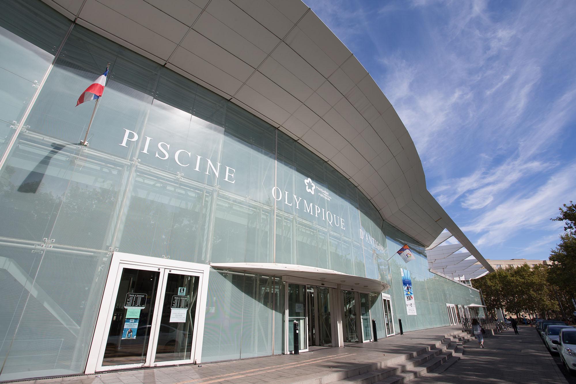Piscine Olympique d\'Antigone à Montpellier | Montpellier ...