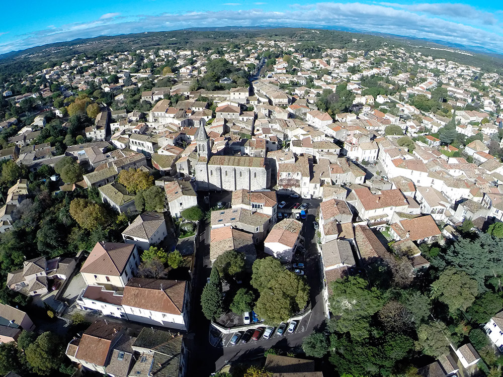 Ville St Georges D Orques