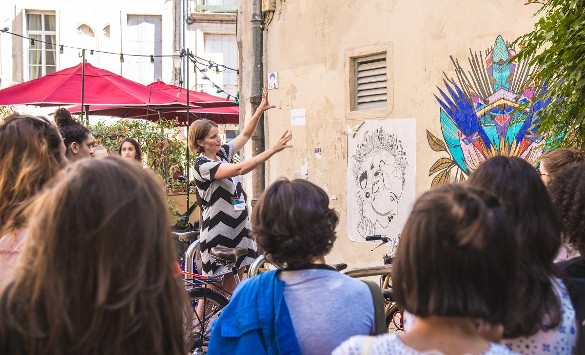 Visite guidée Street Art
