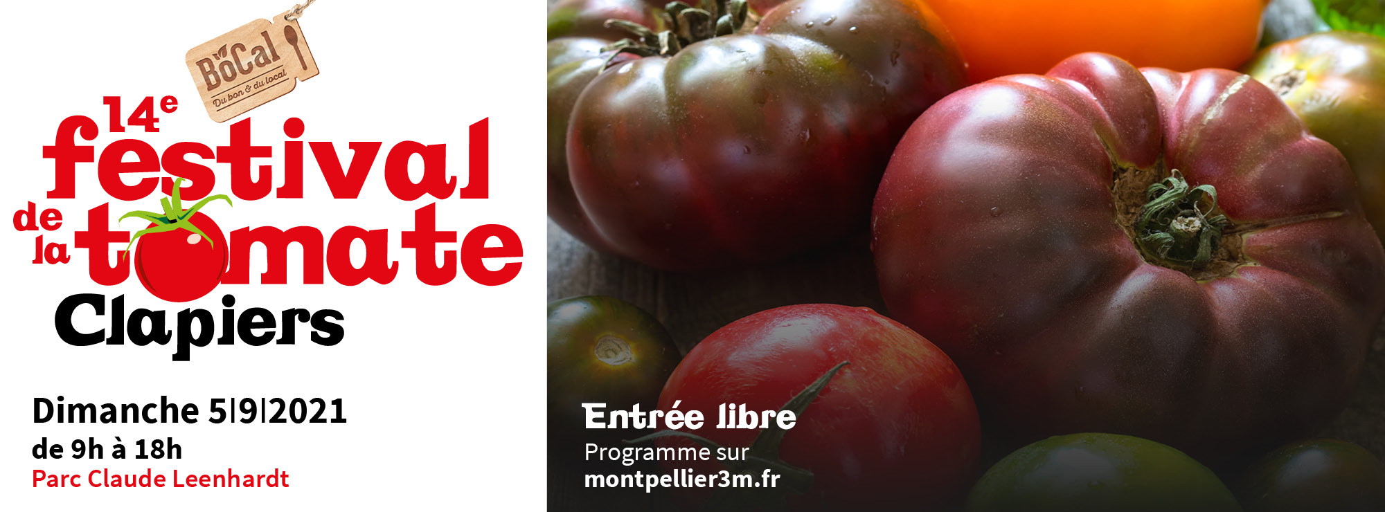 Festival de la tomate 2021