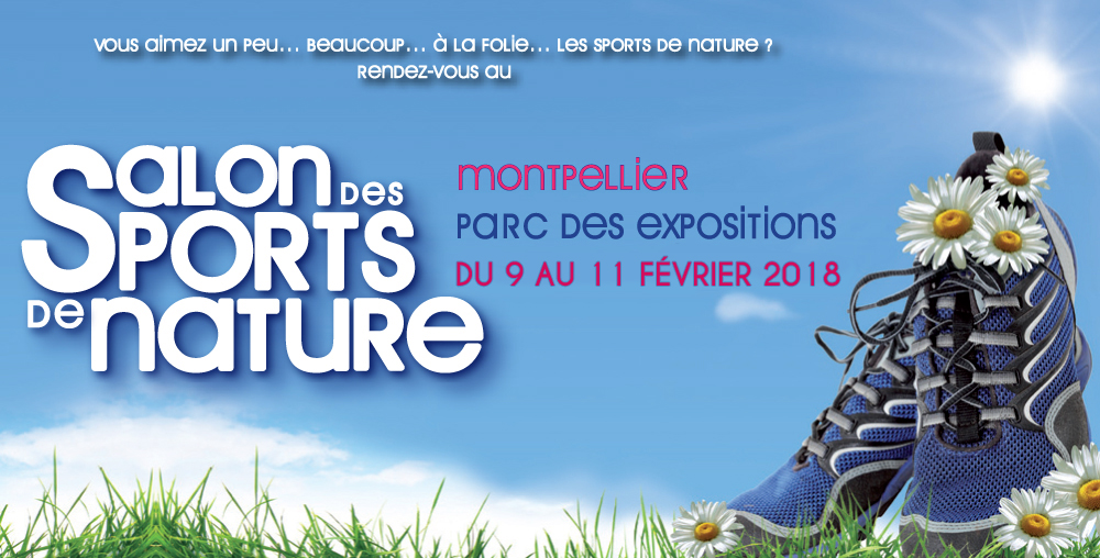 Salon des sports de nature 2018
