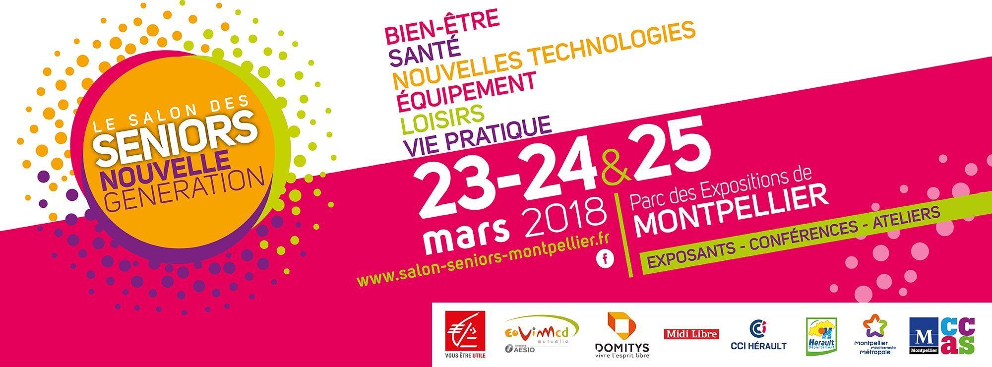 Salon des s niors nouvelle g n ration montpellier for Salon des seniors paris