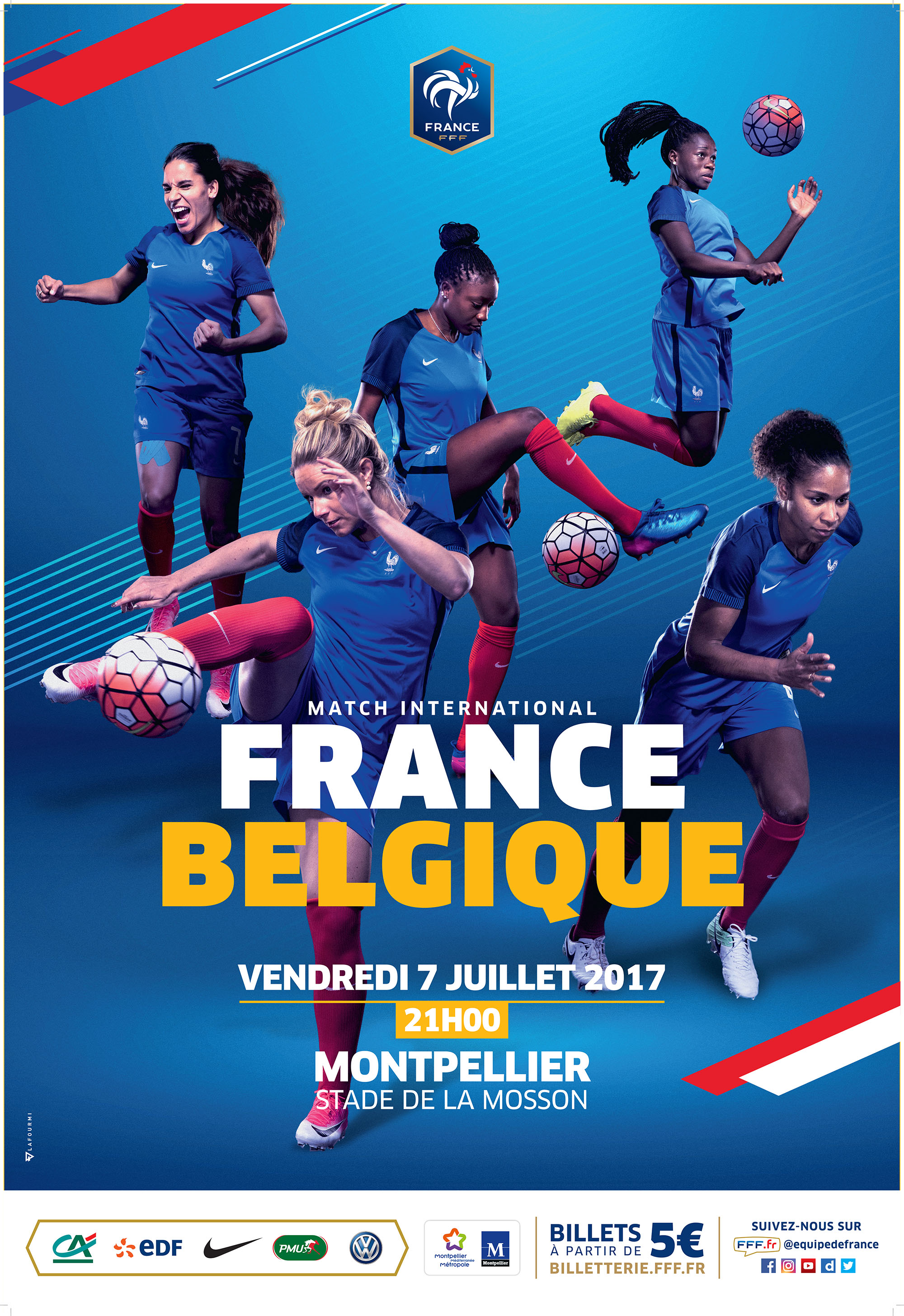 Football f minin france belgique montpellier - Resultat coupe d europe de foot ...