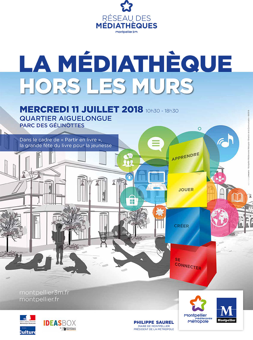 ideas box Quartier Aiguelongue