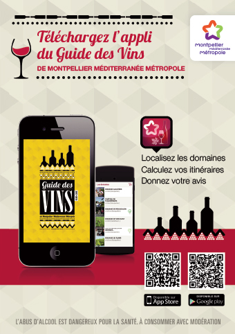 Application mobile Guide des vins