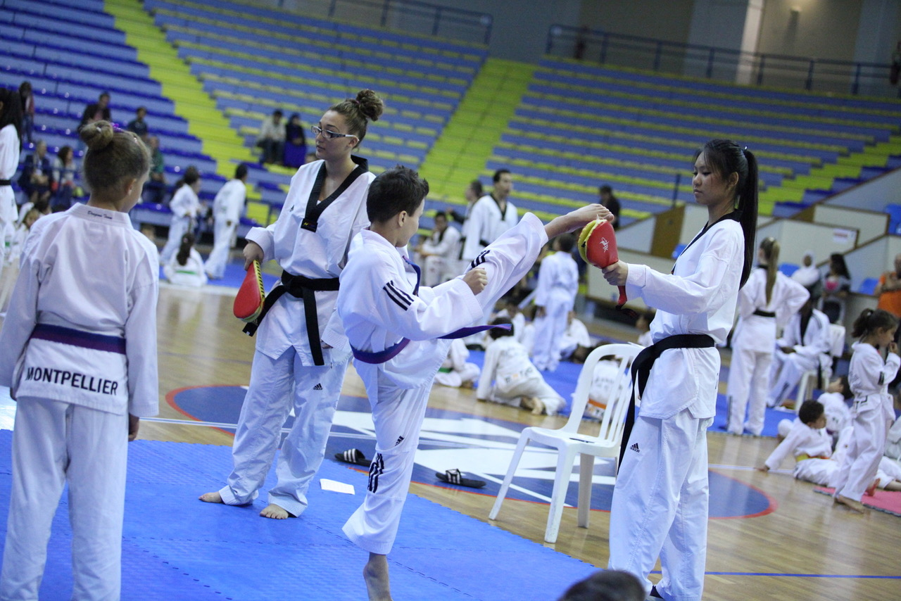 club taekwondo montpellier