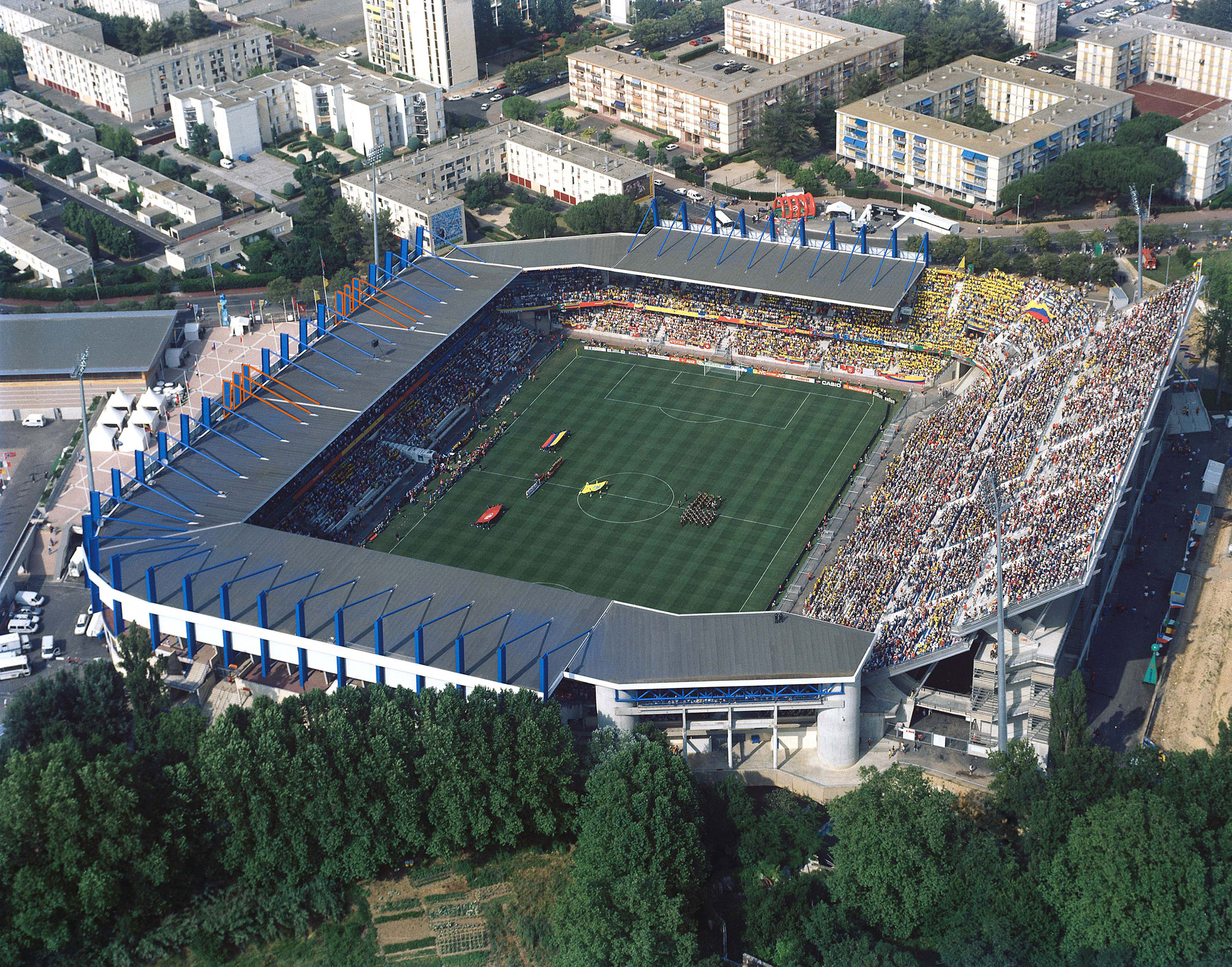 Image result for stade de la mosson