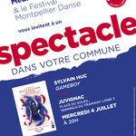 Spectacle à Juvignac