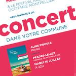 Festival Radio France Occitanie Montpellier | ALINE PIBOULE