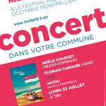 Festival Radio France Occitanie Montpellier | ADÈLE CHARVET