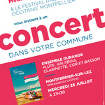 Festival Radio France Occitanie Montpellier | ENSEMBLE OURANOS