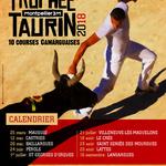 Trophée taurin 2018 - Villeneuve-Lès-Maguelone
