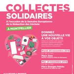 Collecte solidaire SERD 2018