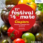 Affiche Festival de la Tomate
