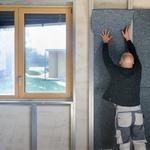 Visite d'une maison après sa rénovation énergétique