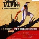 Trophée taurin Montpellier 3M Saint-Georges d'Orques