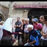 Visites théâtralisées Pignan
