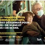 LANCEMENT DE LA PHASE 2 DE LA GRATUITÉ DES TRANSPORTS EN COMMUN