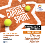 12e Tournoi International de Tennis Féminin