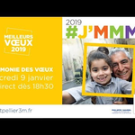 Embedded thumbnail for Cérémonie des voeux 2019
