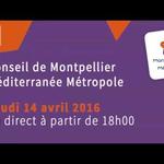 Embedded thumbnail for Conseil de Métropole : 14 avril 2016 à 18h
