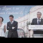 Embedded thumbnail for Inauguration du bouclage de la ligne 4 de tramway