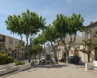 Villeneuve-les-Maguelone - le centre-ville