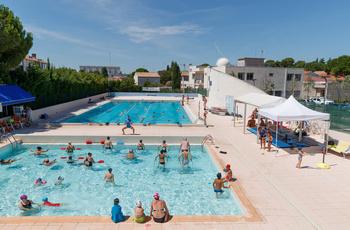 Montpellier m diterran e m tropole for Christine caron piscine