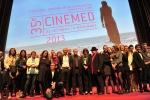 Montpellier Agglomération remet les grands prix Cinemed 2013