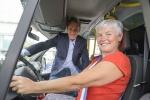 Inauguration Ligne bus 42 à Murviel-lès-Montpellier