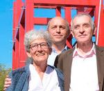 Anne Hessel, Jean Jouzel et Pierre Larrouturou