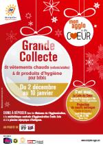 Montpellier Agglomération remet près de 2 500 produits aux Bébés du Coeur et à Coeur ouvert