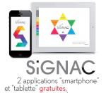 2 applications mobiles pour l'exposition Signac au musée Fabr