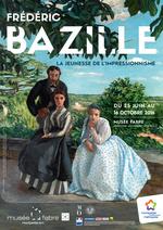 Exposition Bazille, la jeunesse de l'impressionnisme