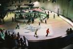 La patinoire Vegapolis est la première piste ludique de France, avec 1300 mètres carrés de glace