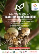 Affiche du mois de l'agroécologie