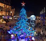 Photo des illuminations de Noël 2017