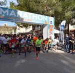 Départ du marathon de Montpellier - Edition 2017