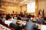 La salle du Conseil de l'Agglomération de Montpellier