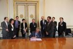 Musée Lattara : Signature d'une convention de partenariat avec le musée du Louvre