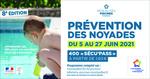 Prévention des noyades 2021