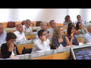 Embedded thumbnail for Conseil d'Agglomération du 31 juillet 2014