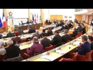 Embedded thumbnail for Conseil de Métropole du 5 mars 2015