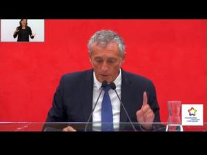 Embedded thumbnail for Conseil de Métropole du 31 mai 2018