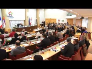 Embedded thumbnail for Conseil de Métropole du 12 janvier 2015