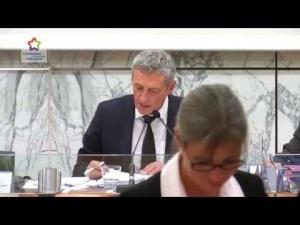 Embedded thumbnail for Conseil de Métropole du 31 mars 2015