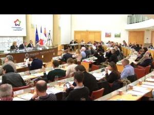 Embedded thumbnail for Conseil de Métropole du 5 février 2015
