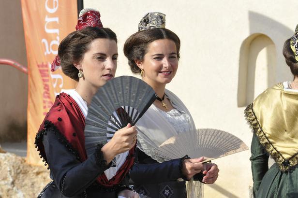 Les Arlésiennes de la Pichoto Camargo