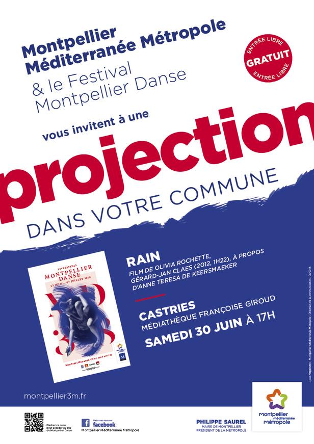 Projection à Castries