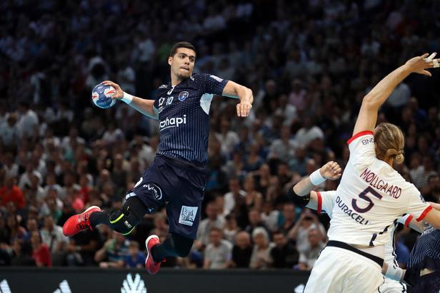 MHB / Paris : Finale de la coupe de France 2016